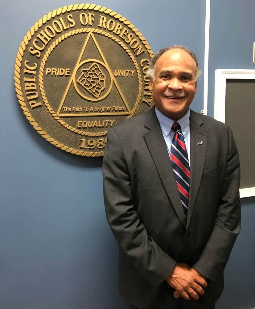 Board Unanimously Appoints Dr. Freddie Williamson-PSRC Superintendent