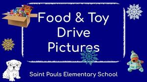 Food & Toy Drive at SPES