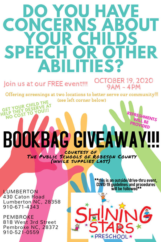 Speech Flyer